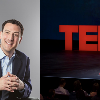 EP. 4: HOW GOING BLIND HELPED ME SEE: ISAAC LIDSKY