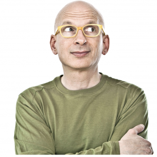 EP: 28. MAKING CHANGE HAPPEN: SETH GODIN ON MODERN MARKETING